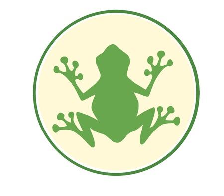 Frog Green Mascot Icon