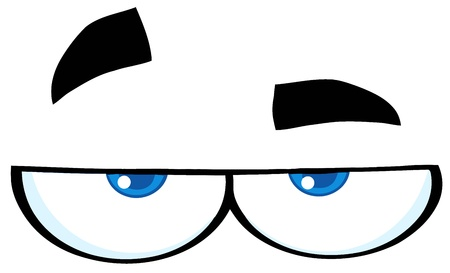 cute cartoons: Cartoon Eyes