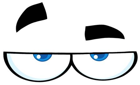 cartoons designs: Cartoon Occhi