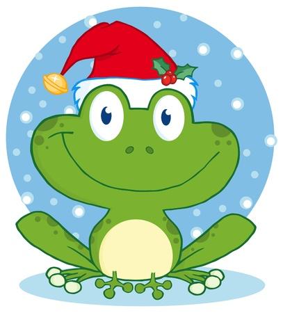 leapfrog: Feliz Navidad rana
