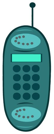Mobile Phone Stock Vector - 12493500