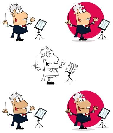 chef d orchestre: Collection Homme orchestre