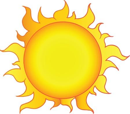 Yellow Sun Shining