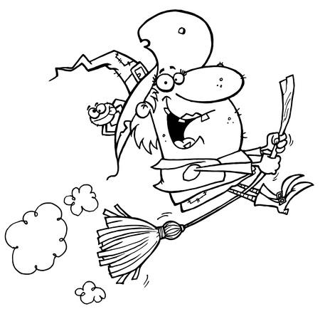 魔女とスパイダーを飛んで概説