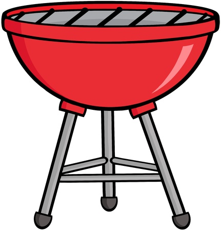 grilled: Red Barbecue