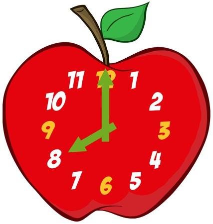 Horloge d'Apple