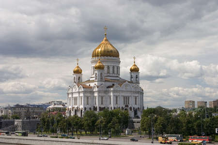 destructed: Moscow Christ the Savior cathedral