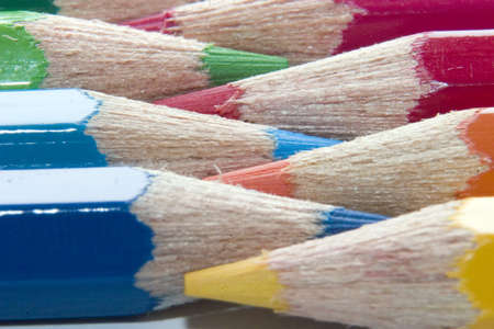 colorful pencils Stock Photo - 216411
