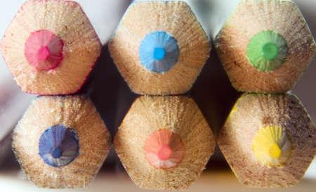 colorful pencils Stock Photo - 216401