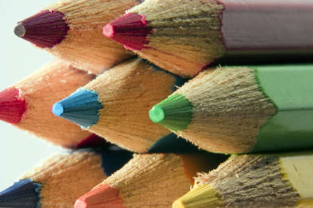 colorful pencils Stock Photo - 216402