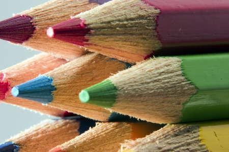 colorful pencils Stock Photo - 216403