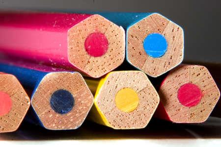 colorful pencils Stock Photo - 216404