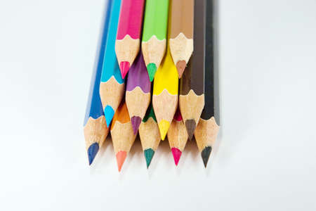 colorful pencils Stock Photo - 216385