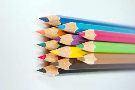 colorful pencils Stock Photo - 216386