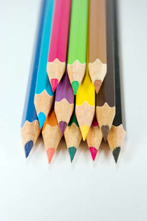 colorful pencils Stock Photo - 216387