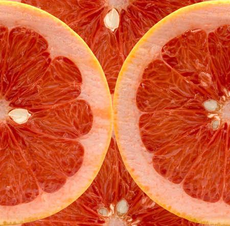 progeny: Slices of grapefruit