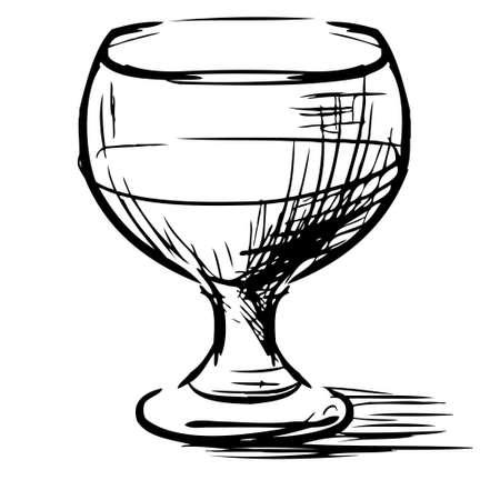 Wine glass Stock Vector - 18010697