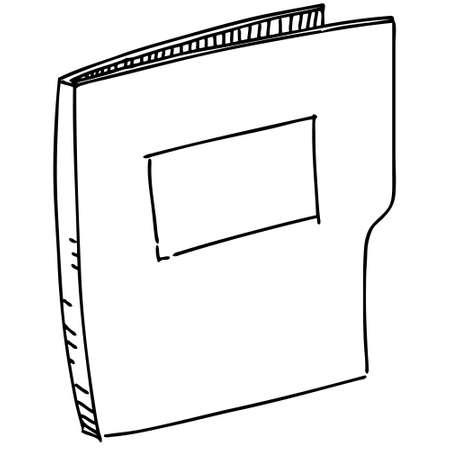 Folder icon Stock Vector - 18010695