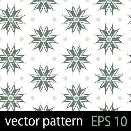 Snowflakes winter pattern Stock Photo - 18010663