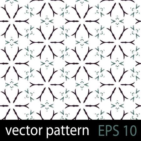 Snowflakes winter pattern Stock Vector - 18010775