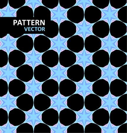 Snowflakes winter pattern Stock Vector - 18010651