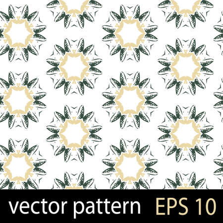 Floral pattern Stock Vector - 19013391
