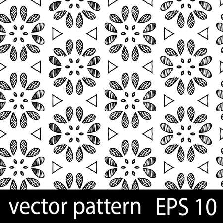 Floral pattern Stock Vector - 19330393