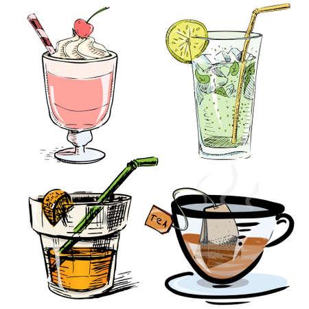 non alcohol: Colecci�n de bebidas no alcoh�licas