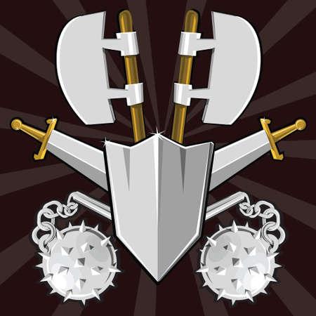 excalibur: Ancient weapon collection