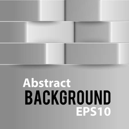 silver metal: Abstract silver metal background. Eps 10 vector illustration Illustration