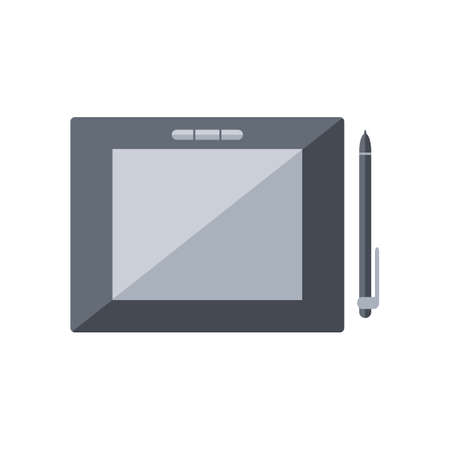 graphic tablet: Tableta gr�fica.