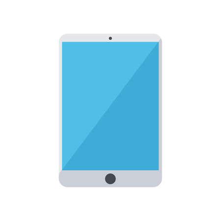 Tablet. Illustration
