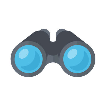 Binoculars spy glasses. Stock Vector - 38766278