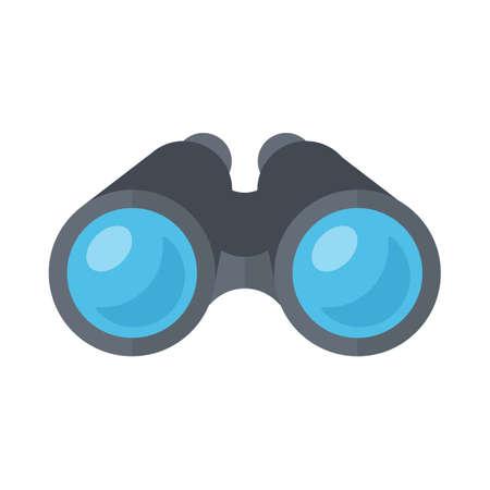 Binoculars spy glasses.