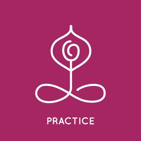 Yoga  template.