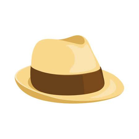 Heren hoed.