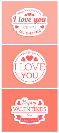 st  valentine: St. Valentine card template.