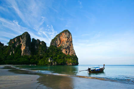 railay krabi photo