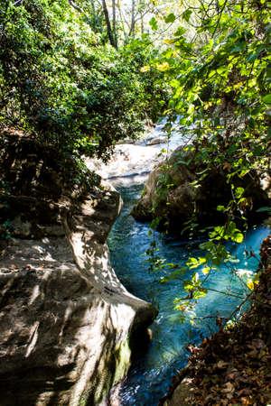 banias: Banias Waterfall