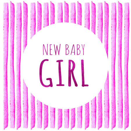 baby shower invitation card it s a girl new baby girl baby