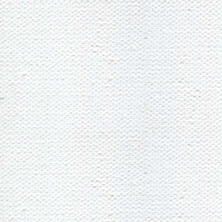 White linen canvas. Natural fabric texture wallpaper background. Canvas texture coated by white primer Stock Photo