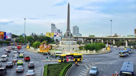 bangkok city: Victory Monument, Bangkok city Thailand