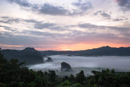 phu: Phu Lanka,Phayao,Thailand.