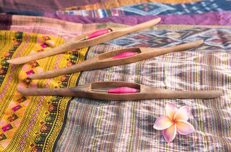 thai silk: Thai silk,soft focus