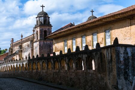 Temple of the Patzcuaro Tabernacle.