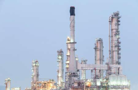 petrochemical: petrochemical plant , Petroleum , Oil Refinery factory?