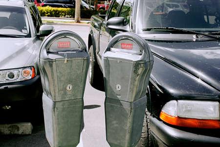 parking meters expired