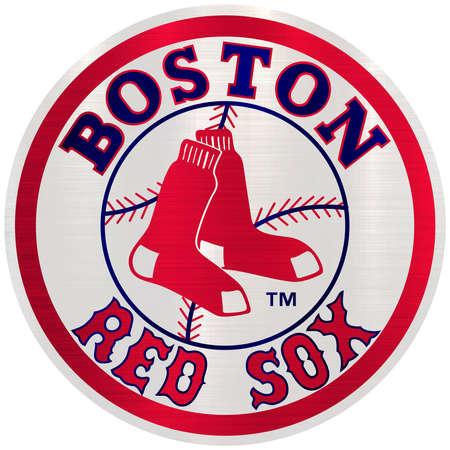 MLB レッド ソックス ボストン ロゴ