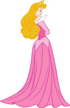 rapunzel princess illustration tale