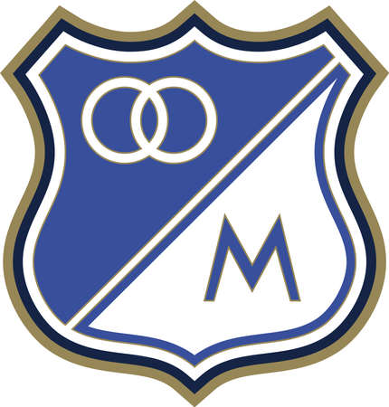 Millonarios Futbol Club illustration